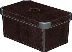 Curver Box DECOBOX - S - LEATHER