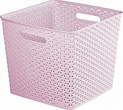 Curver Box MY STYLE SQR - růžový