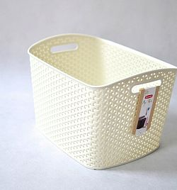 Curver Box MY STYLE - XL - krémový