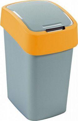 Curver Odpadkový koš FLIPBIN 25L - žlutý