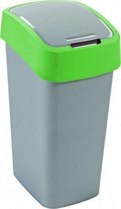 Curver Odpadkový koš FLIPBIN 50L - zelený