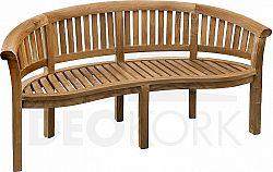 Deokork Zahradní lavice teak OMEGA