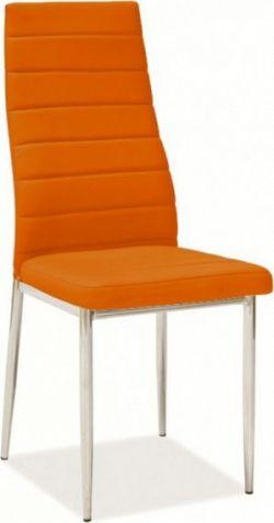 Falco Jídelní židle H-261 oranžová