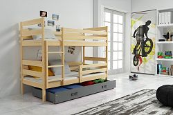 Falco Patrová postel Norbert borovice/grafit