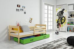 Falco Postel Norbert 90x200 borovice/zelená
