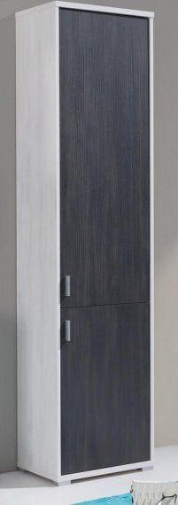 Falco Skříň Sarracena - sosna světlá/sosna tmavá