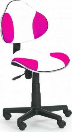 Falco Židle OZY-G2- bílo růžová