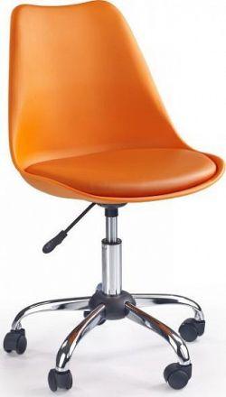 Halmar Dětská židle Coco Bílá