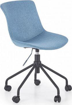 Halmar Dětská židle DOBLO, modrá