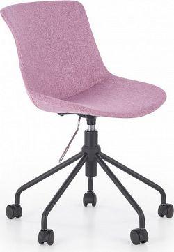 Halmar Dětská židle DOBLO, růžová