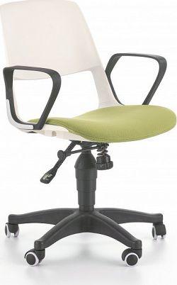Halmar Dětská židle Jack, bílo-modrá