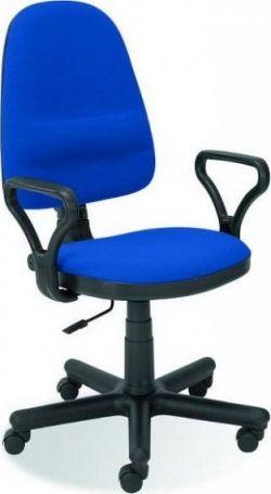 Halmar Kancelářská židle Bravo Tmavě šedá