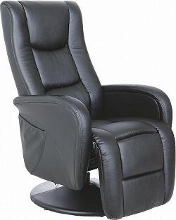 Halmar Relaxační křeslo Pulsar Černé