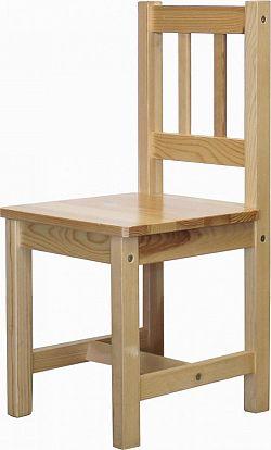 Idea Dětská židle 8866 lak