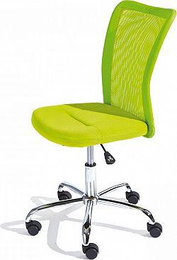 Idea Kancelářská židle BONNIE zelená