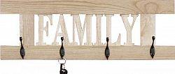 Idea Věšák FAMILY lak