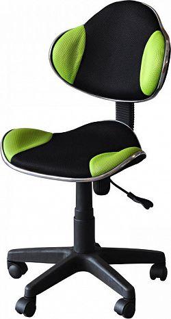 Idea Židle NOVA zelená K17