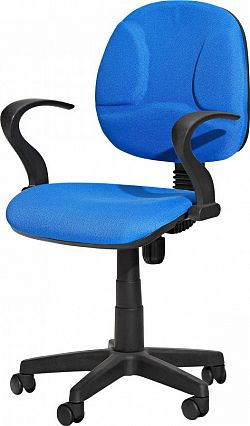Idea Židle STAR modrá K8
