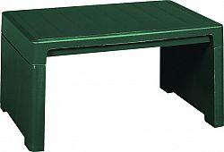 Rojaplast Stůl LAGO LOUNGE SIDE zelený