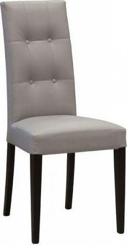 Stima Jídelní židle Dallas beige/ koženka Ghiaccio
