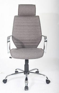 Tempo Kondela Kancelářské křeslo, šedá/bílá, DENZEL + kupón KONDELA10 na okamžitou slevu 10% (kupón uplatníte v košíku)