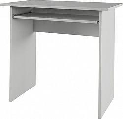 Tempo Kondela PC stůl VERNER NEW - bílá