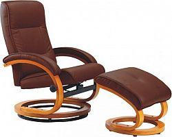 Tempo Kondela Relaxační křeslo RYAN + kupón KONDELA10 na okamžitou slevu 10% (kupón uplatníte v košíku)