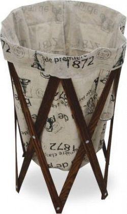 Tempo Kondela Skládací koš na prádlo DZIMBO 1 HX13-248/B