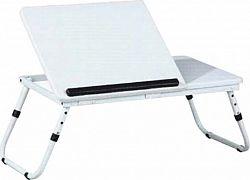 Tempo Kondela Stolek na notebook EVALD LY1479 - bílý