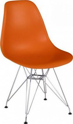 Tempo Kondela Židle ANISA - oranžová