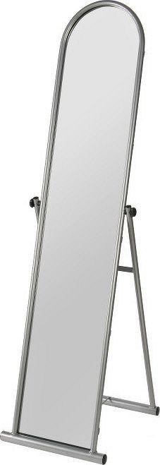 Tempo Kondela Zrcadlo ANGELA - stříbrný kov