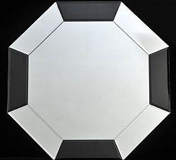 Tempo Kondela Zrcadlo ELISON TYP 14 - černá / bílá