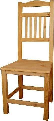 Unis Dřevěná židle Sandra 00534