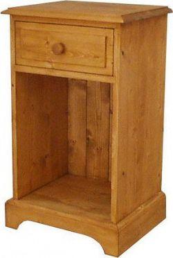 Unis Dřevěný noční stolek 00136