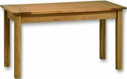 Unis Stůl dubový - exclusive 22460 kód 22462, 200x90 cm