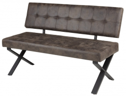 Jídelní lavice s opěradlem Donna 1B