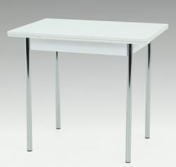 Jídelní stůl Bonn I 90x65 cm, bílý