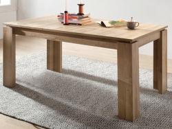 Jídelní stůl Universal 160x90 cm, starý dub