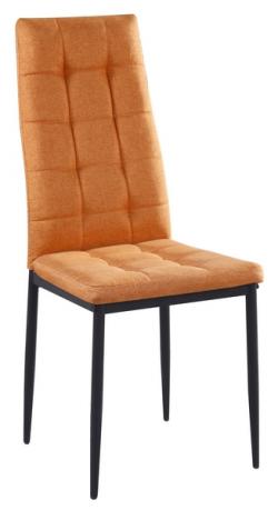 Jídelní židle Douglas, oranžová