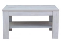 Konferenční stolek AS-55, bělený modřín