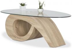 Konferenční stolek Walker, dub sonoma