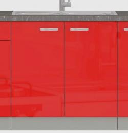 Kuchyňská dřezová skříňka Rose 80ZL, 80 cm