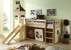 Látkový povlak pro postel Snoopy PIRAT 65950
