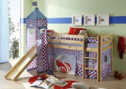 Látkový povlak pro postel Snoopy SPEED 65970