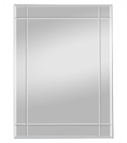 Nástěnné zrcadlo JAN 70x90 cm