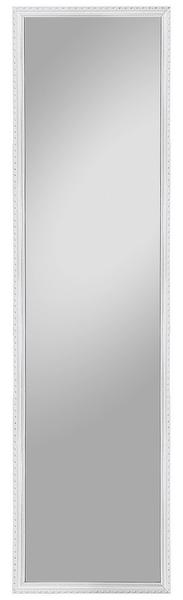 Nástěnné zrcadlo Lisa-bílá 35x125 cm