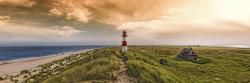 Obraz na zeď Cleo - Lighthouse 150x50 cm