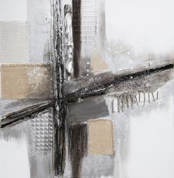 Obraz na zeď Rimbo - Cross 100x100 cm