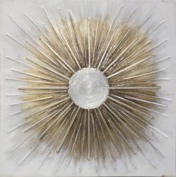 Obraz na zeď Rimbo - Shine 100x100 cm