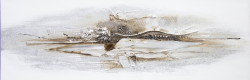Obraz na zeď Sordan - Fine art 150x50 cm